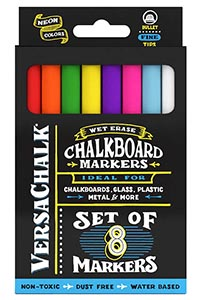 VersaChalk Liquid Chalk Markers