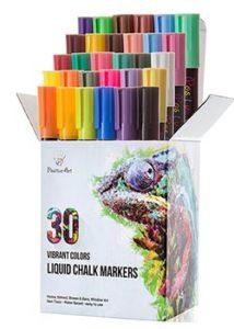 Positive Art Liquid Chalk Markers