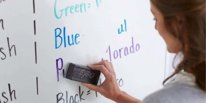 10 Best Whiteboard Erasers to Keep Your Board Clean: Reviews in 2021
