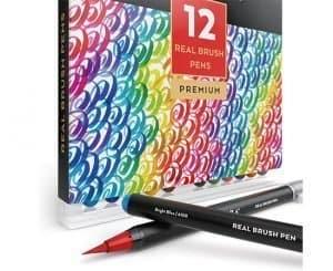 Brush Paint Marker