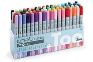 Copic Premium Artist Markers