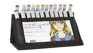 Wallet B Sketch Marker Set
