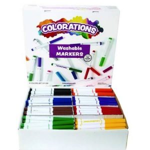 Colorations Washable Markers