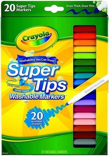 Crayola Markers Set 20