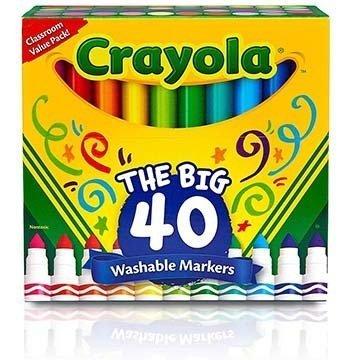 Crayola Washable Marker Set