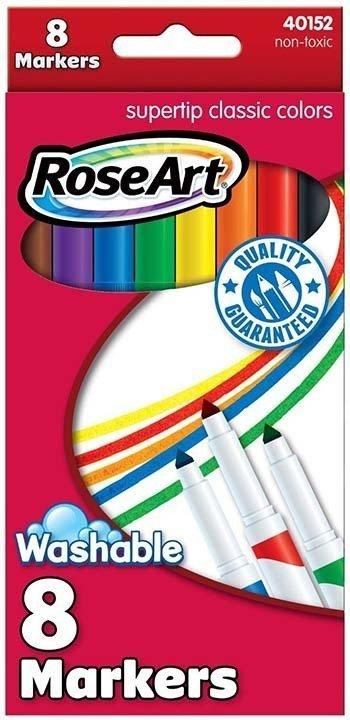 RoseArt SuperTip Washable Marker