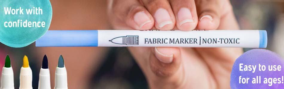Best Permanent Fabric Markers for T-Shirt, Shoes and Others