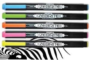 Double-Ended Highlighter Pen