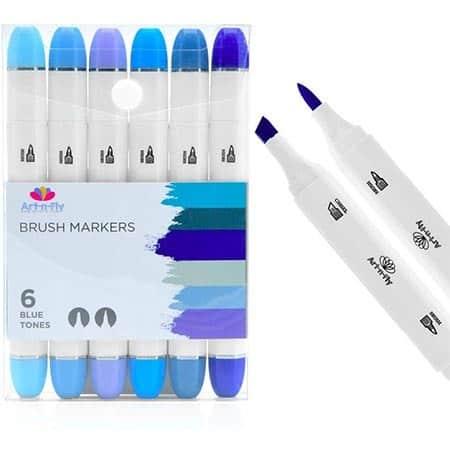 Art-N-Fly Brush Tip Marker