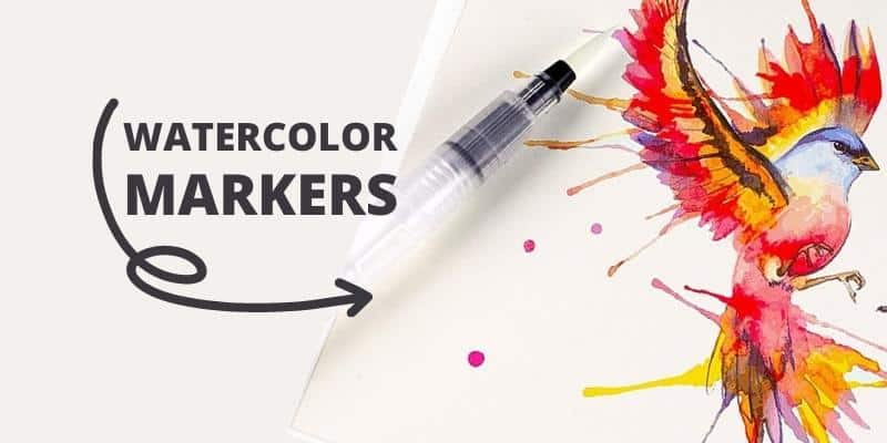 The Best Watercolor Markers: Reviews in 2021