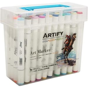 Artify Artist Alcohol Based Art Marker