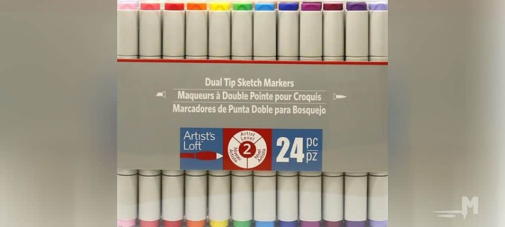 Artist Loft Sketch Markers Review