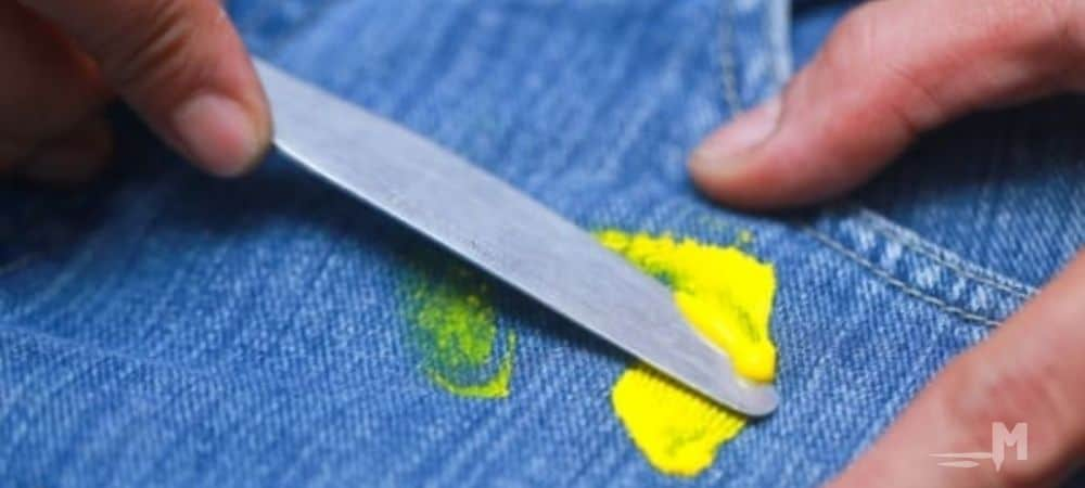 Get Permanent Marker Out of Fabric