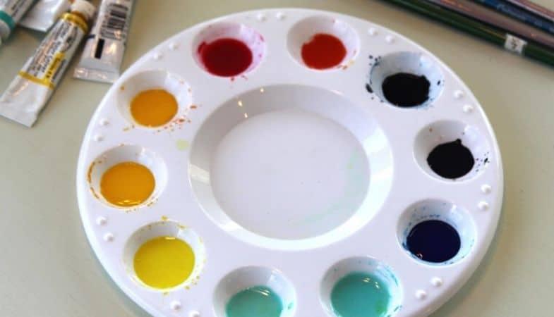 Paint Plates