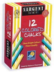 Sargent Art Colored Chalk