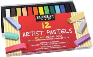 Sargent Colored Chalk
