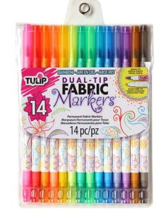 Tulip Dual-Tip Markers 14-Pack