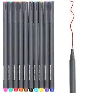 HuhuHero Fineliner Color Pen Set