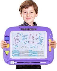 SGILE Large Magnetic Doodle Board