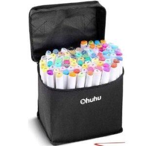 Organizing Ohuhu Markers