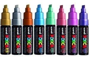 POSCA Broad Chisel Tip Paint Marker