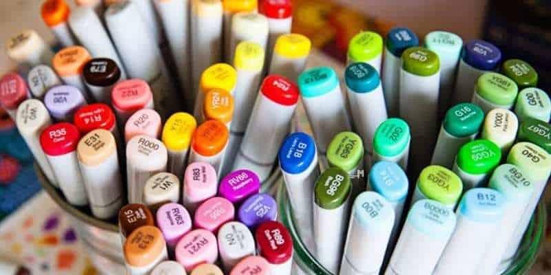 Best art markers
