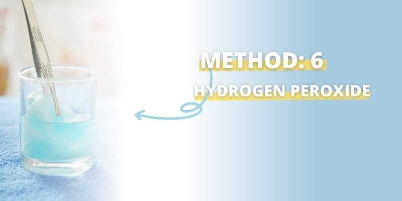 Using Hydrogen Peroxide