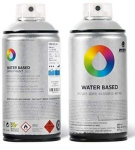 MTN Water Based Spray Paint