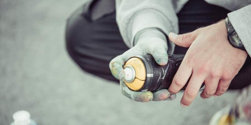 How to choose graffiti spray paint