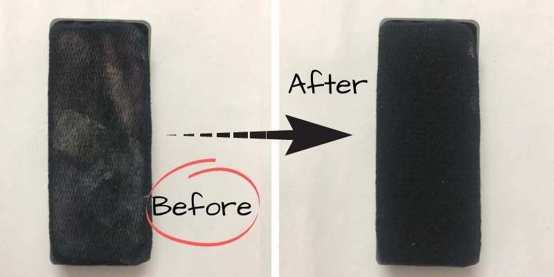How to Clean Chalkboard Erasers: Easiest Methods