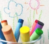 How to Get Crayon Off Walls Without Removing Paint