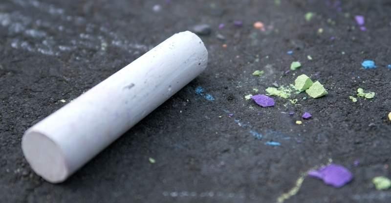 Does Sidewalk Chalk Work on Chalkboards