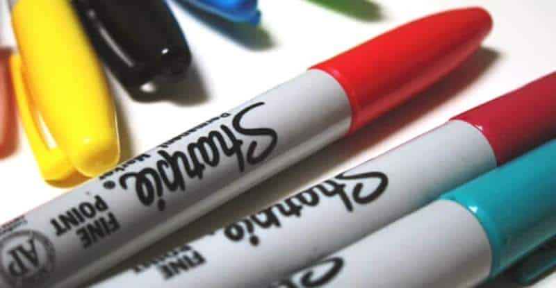 Sharpie Markers Review