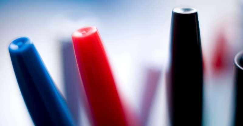 How Do Erasable Pens Work