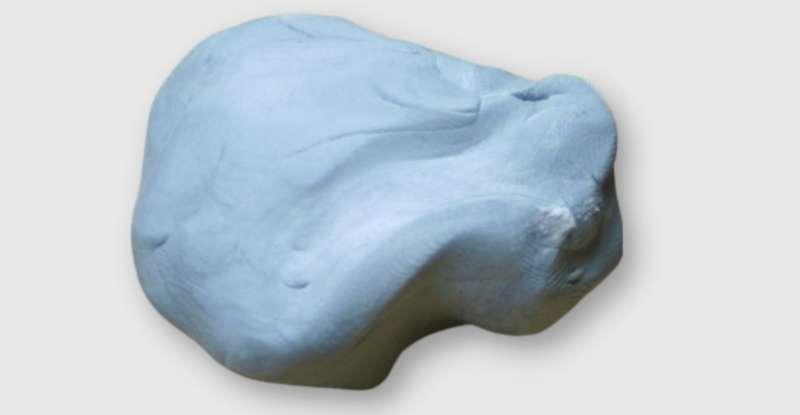 Make a Kneaded Eraser Softer